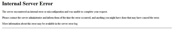 internal_error
